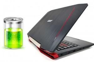 Как увеличить автономное время работы ноутбука?