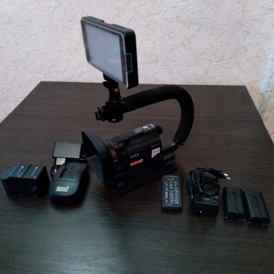 Видеокамера Sony HDR-PJ790V