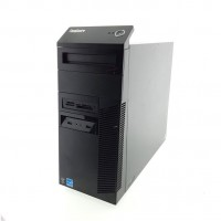 Системный блок Lenovo ThinkCentre M83 Tower Intel Core i5-4430 4GB DDR3 noHDD Win8
