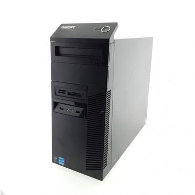 Системный блок Lenovo ThinkCentre M83 Tower Intel Core i5-4430 4GB DDR3 noHDD Win8