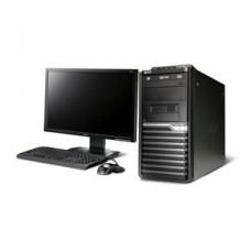 """Комплект б/у Игровой Комплект: системный блок ACER Veriton + Монитор 19"""" Acer B193W"""