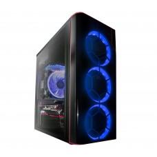 Корпус Frime VISION BLUE LED