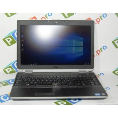 Ноутбук б/у Dell Latitude E6530 Full HD