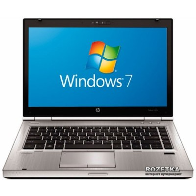 Ноутбук б/у HP Elitebook 8460p Intel Core i5