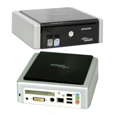Системный блок б/у Компьютер USFF Fujitsu Esprimo Q5020 мини