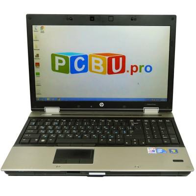 Ноутбук б/у HP Elitebook 8540p Intel Core I5