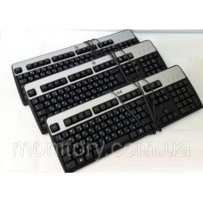 Купить Фирменная USB клавиатура HP, Lenovo, Dell по заманчивой цене