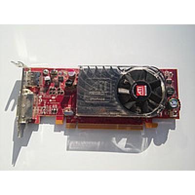 Видеокарта ATI - ATI RADEON HD2400 XT 256MB/ ATI RADEON 3470 Порты - DVI, 1хDP/ Низкопроф