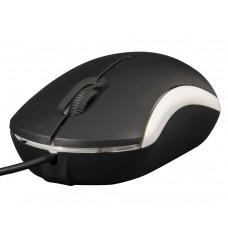 Компьютерная мышь Frime FM-010 черно-белая