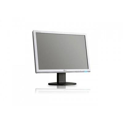 """Монитор б/у 19"""" LG Flatron W1942T / 1440x900 (16:10) / покрытие экрана - антибликовое / яркость 300 кд/м2 / Угол обзора - 170°/ VGA, DVI (D-Sub) / 100x100 мм / серо-черный цвет"""
