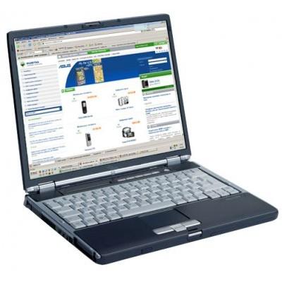 Ноутбук б/у Fujitsu Siemens Lifebook S7020 Intel Pentium