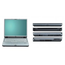 Ноутбук б/у Fujitsu Siemens Lifebook S7110 Intel Core 2 Duo