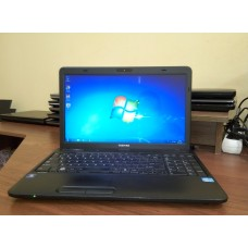 Ноутбук Toshiba Satellite C655 Intel Core i3