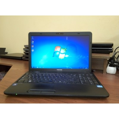 Ноутбук б/у Toshiba Satellite C655 Intel Core i3