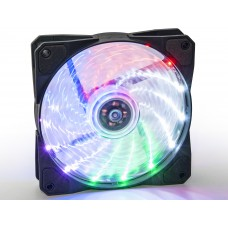 Вентилятор Frime Iris LED Fan 15LED Multicolor