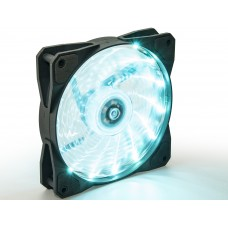Вентилятор Frime Iris LED Fan 15LED Azure