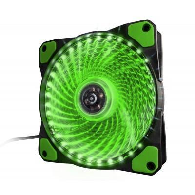 Вентилятор Frime Iris LED Fan 33LED Green
