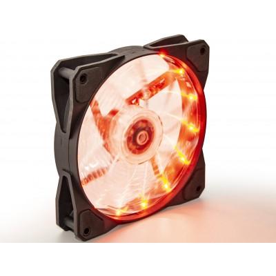 Вентилятор Frime Iris LED Fan 15LED Orange