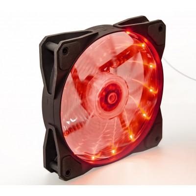 Вентилятор Frime Iris LED Fan 15LED Red OEM