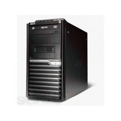 Системный блок б/у Системный блок ACER Veriton M4 Tower/ 2 ядра 4Gb DDR3 /160Gb HDD