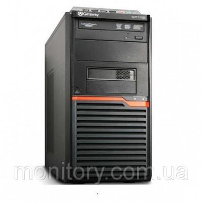Системный блок б/у Системный блок Athlon II x2 (3.2Ghz) / 4gb ddr3 / 250gb / Tower / GATEWAY DT55