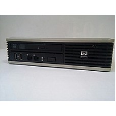 Системный блок б/у Системный блок HP 7800 USFF Core 2 Duo 8400/80GB HDD 2.5 / память 4GB