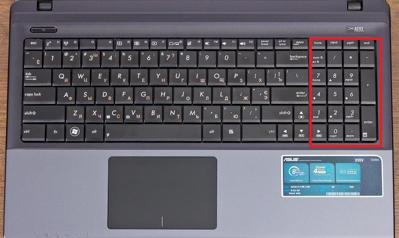 клавиатура ноутбука бу